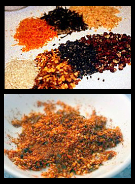 Shichimi Togarashi (Japanese 7-Spice Blend)