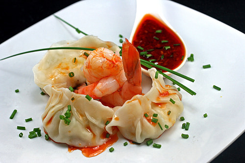 Hey Dumpling! Shrimp Dumplings and How to Make Asian Dumplings and Potstickers from Scratch. So Fun, Easy and Delicious!