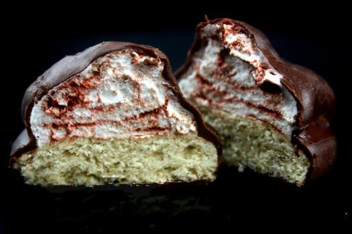 Ancho Mallomar Cookies.