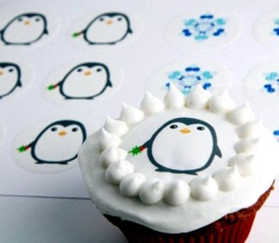 ticings edible cupcake appliques
