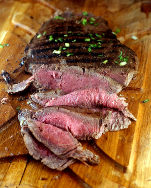 Spicy Asian Flank Steak and how to make flank steak as tender as filet mignon!