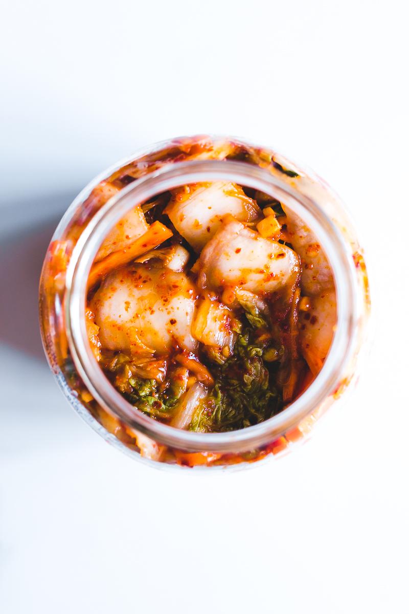 Vegan Kimchi | Parsley Vegan