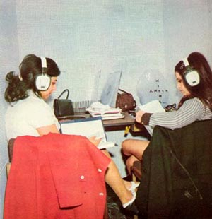 Women at work - 1960s