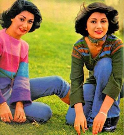 Shohreh & Leila Forouhar