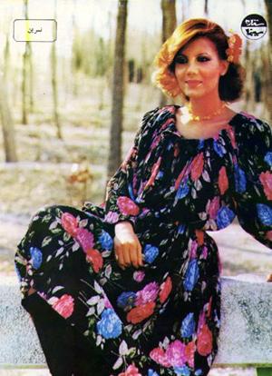 Actress Nasrin