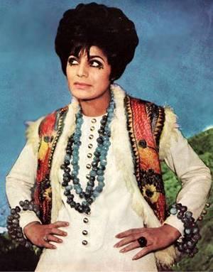 Ramesh wearing a Postin vest
