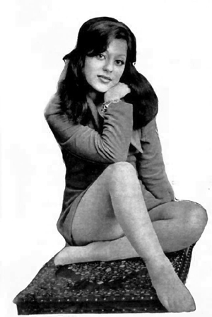 Actress Arghavan