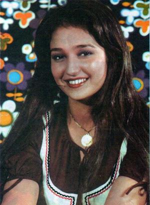 TV Actress Nasrin Ghadiri, AKA Shahr Ashoub