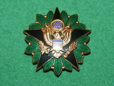 army staff identification badge