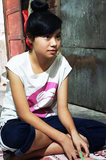 Jeune Fille Vietnam