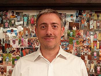 Nicolas Lenssens Directeur de Partage