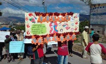 Honduras contre la violence