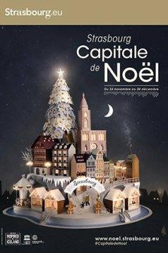 Marché de décembre en Alsace
