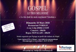 Lyon Concert Gospel