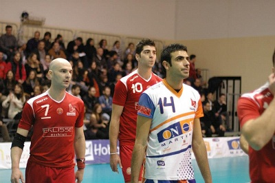trapani volley