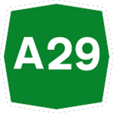 autostrada a-29