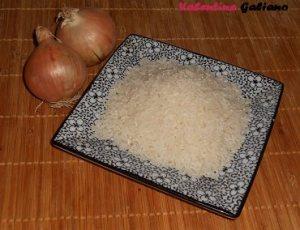 riso e cipolla
