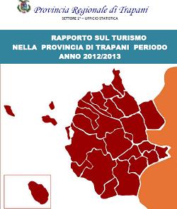 report turismo 2012 provincia trapani