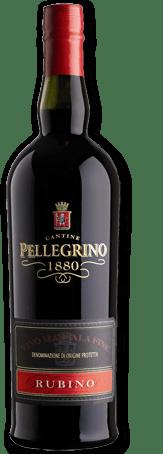 Marsala Doc fine Rubino Pellegrino
