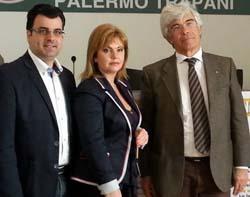 Da six: Leoanrdo Falco, Antonella Granello, Mimmo Di Matteo