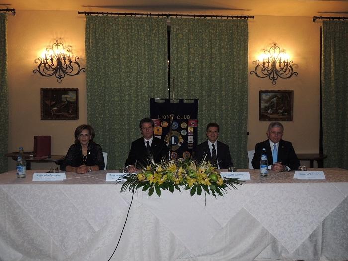 Antonella Pantaleo, Tommaso La Croce, Paolo Guerra e Roberto Calvaruso