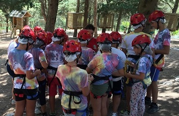 associazione grow up city camping