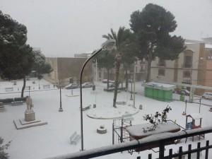 Neve a Partanna-Giuseppe_Catania3