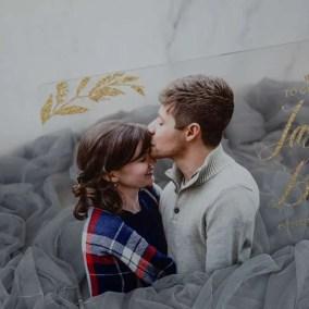 Cartelli Plexiglass tableau de mariage YK035_2