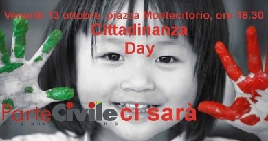 In piazza insieme a #ItalianiSenzaCittadinanza