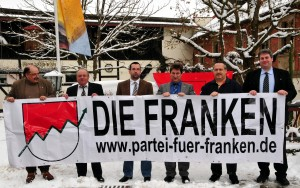Gründung des Bezirksverbandes Oberfranken