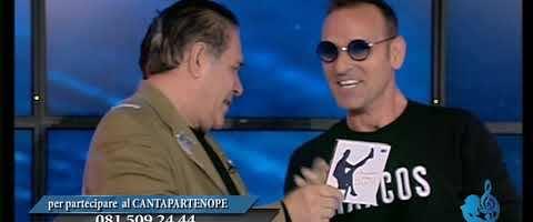 Renato De Carmine con Mimmo Dany a PARTENOPE TV…tutto da vedere…che risate