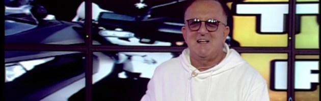 TOMMY RICCIO A PARTENOPE TV 12 MARZO 2021