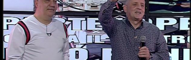 NICOLA TURCO A PARTENOPE TV-26/04/21
