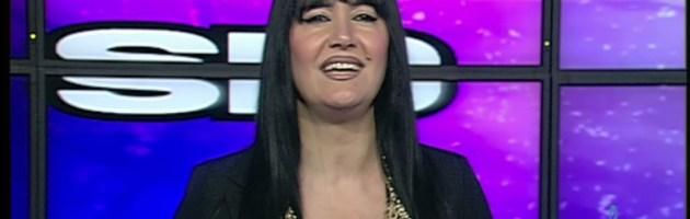 GIOVANNA DE SIO A PARTENOPE TV