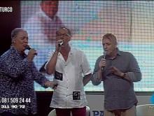 NICOLA TURCO PARTENOPE TV 23 AGOSTO 2021