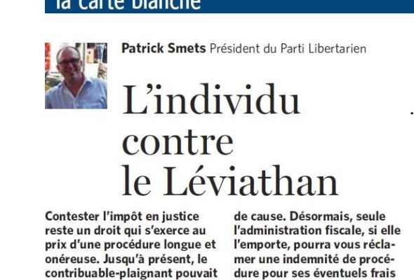 L'individu contre le Léviathan