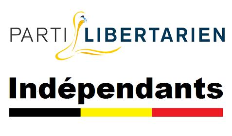 """Le Parti Libertarien s'associe avec la liste """"Indépendants"""""""