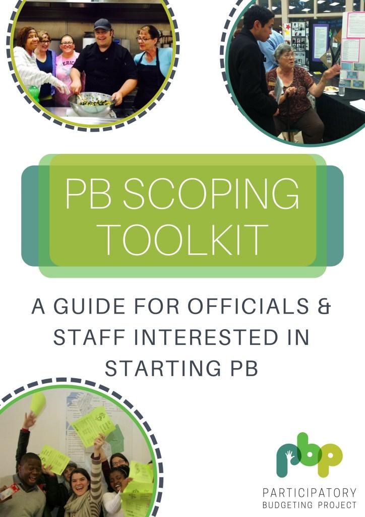 Scoping toolkit