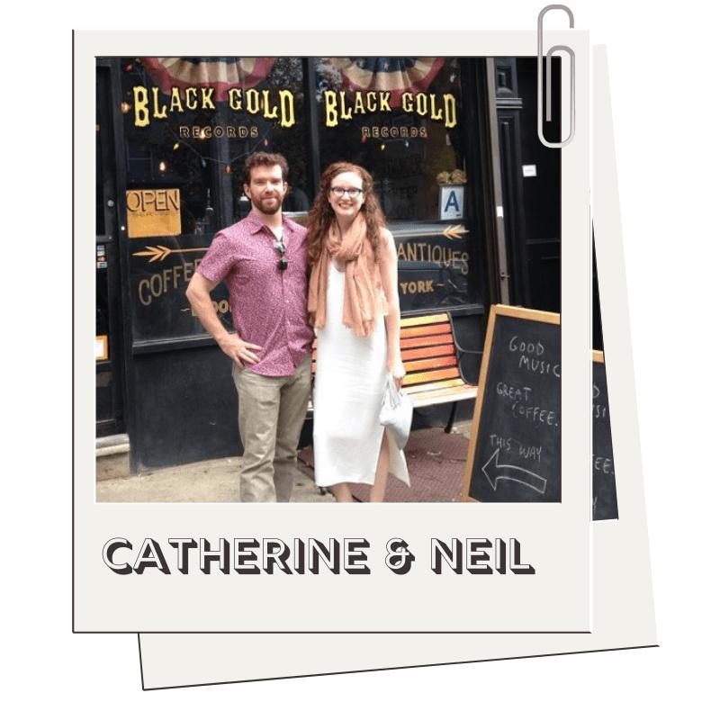 Catherine & Neil
