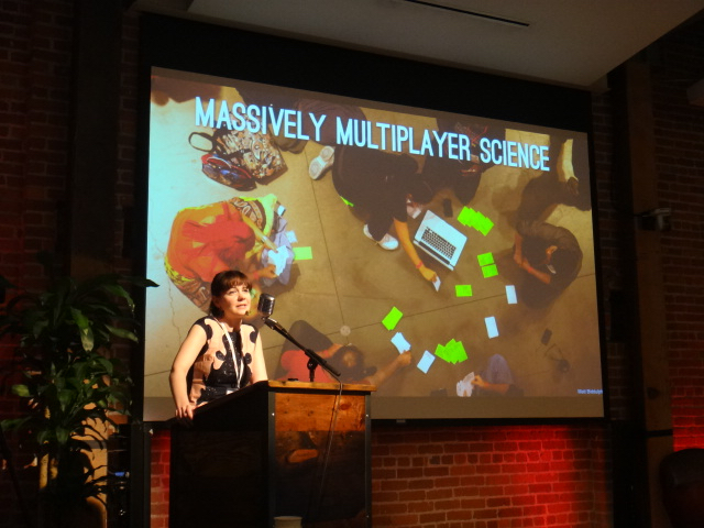 Massively Multiplayer Science