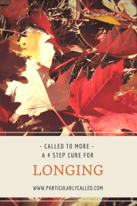 Longing - Pinterest 2