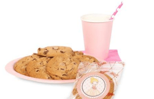Easy and Downright Adorable Cookie Favors