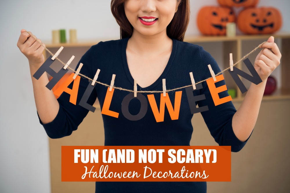 im going to say something totally clicheyou ready i can not believe its almost september its crazy just crazy that the holidays will be here soon - Non Scary Halloween Decorations
