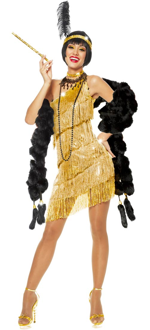 Flapper Girl Costumes | PartiesCostume.com