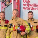 De vrijwillige brandweer verandert