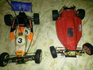 Schumacher Cat 2000 Yokomo Dogfiighter works 91'