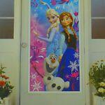 Kapı Dekoru ve Posteri