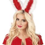 Kırmızı Aşk Tavşanı Taç