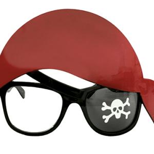 Korsan parti gözlüğü