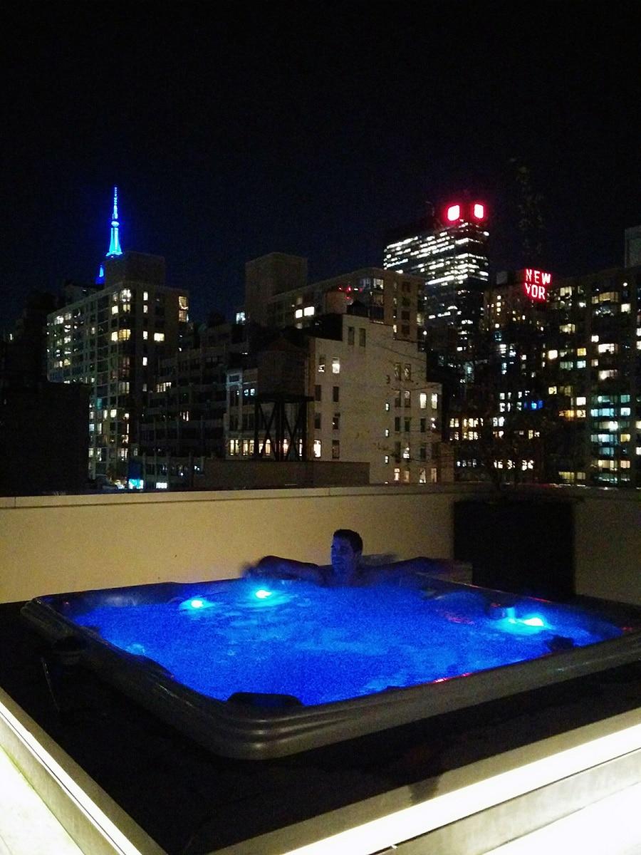 Cassa Hotel Times Square New York Petit Djeuner Et